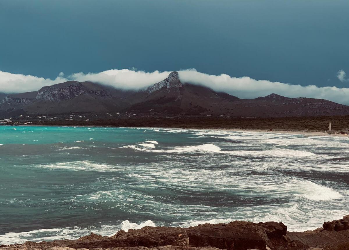 Views to Cap Farrutx